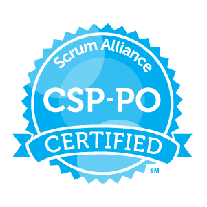 Certified Scrum Professional<sup>&reg;</sup>-Product Owner